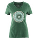 Red Chili Horda t-shirt Dames groen
